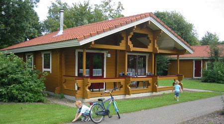 Chalet in Achterhoek - Visit Hardenberg