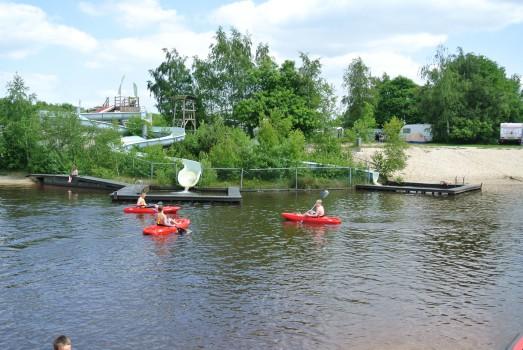 Camping met visvijver - Visit Hardenberg