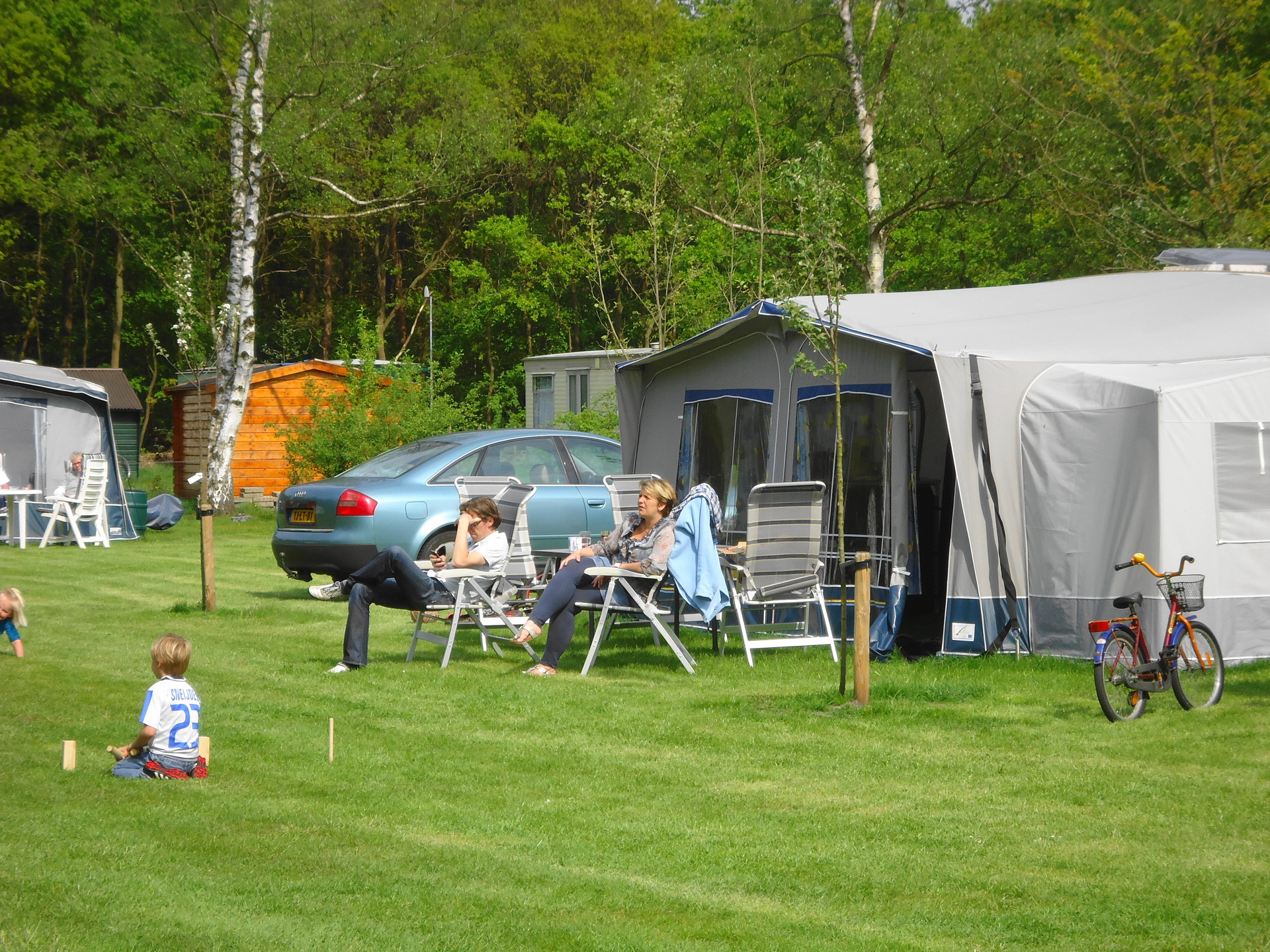 Basisplaat Camping