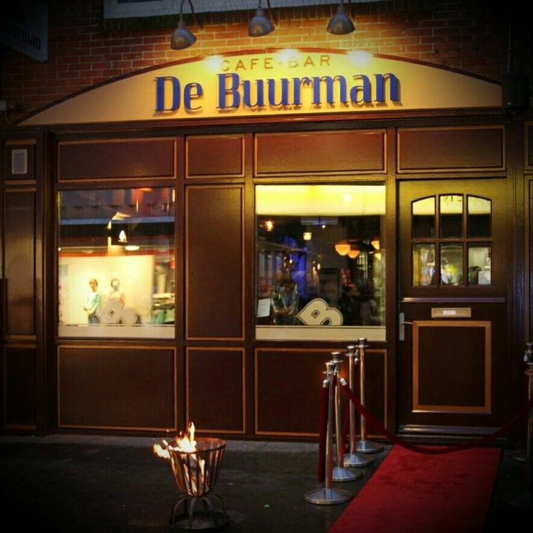Café De Buurman - Visit Hardenberg