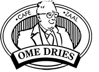 Café / Zaal Ome Dries logo - Visit hardenberg