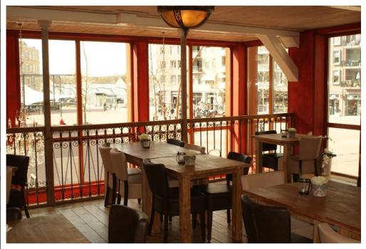 Brasserie de Markt - Visit Hardenberg