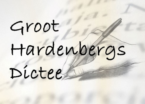 Groot Hardenbergs Dictee - Visit Hardenberg