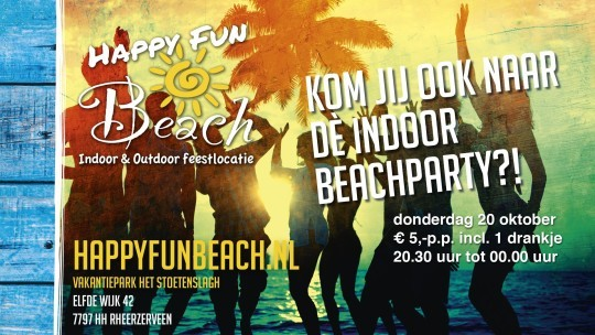 Indoor Beach Party! - Visit Hardenberg