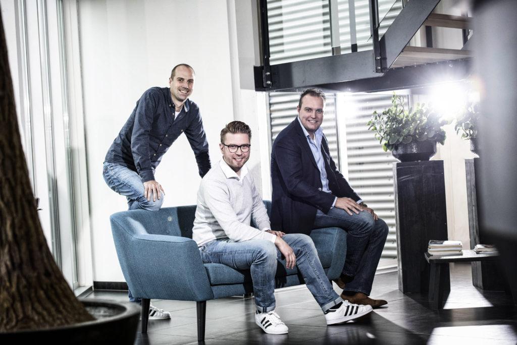 Ondernemer: Tom Bouma, Erik Otten en Matthijs van den Berg - Visit Regio Hardenberg