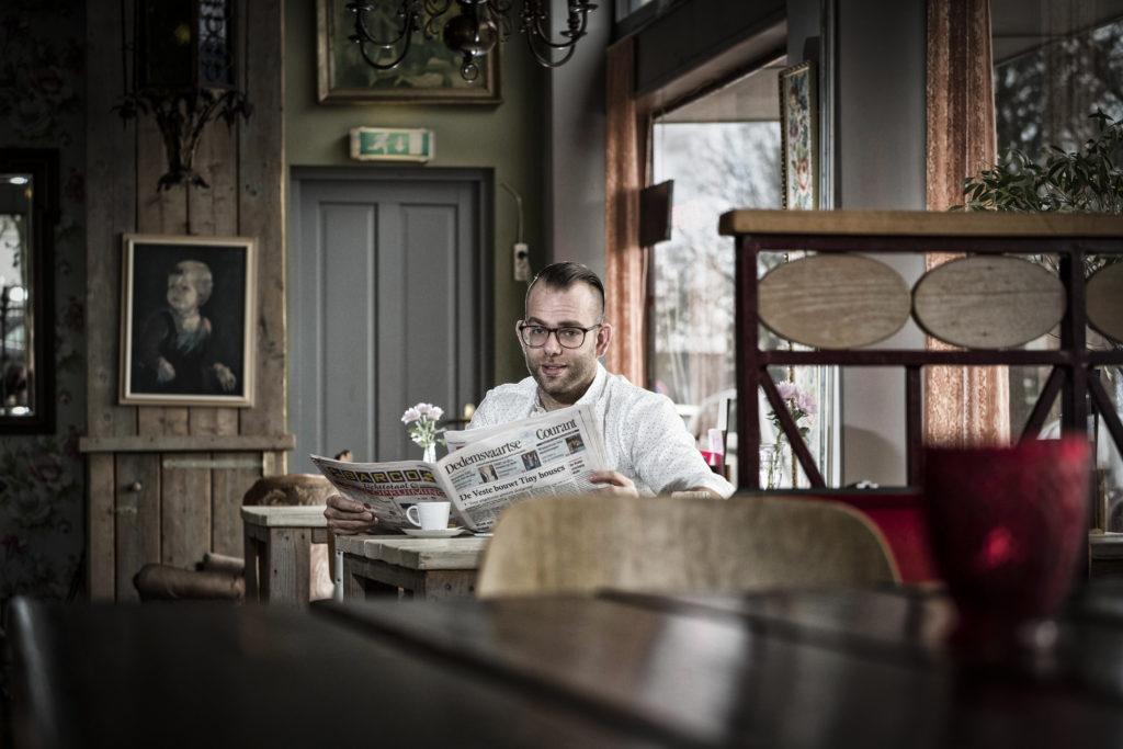 Inwoner: Maikel van Marle - Visit Regio Hardenberg