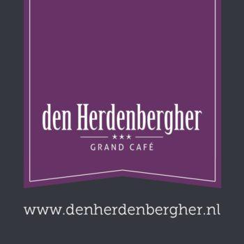 Den Herdenbergher logo - Visit hardenberg
