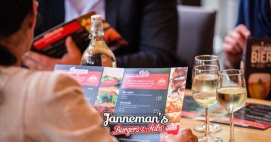 Jannemans Burgers & Ribs - Visit Hardenberg