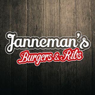 Jannemans Burgers & Ribs logo - Visit hardenberg