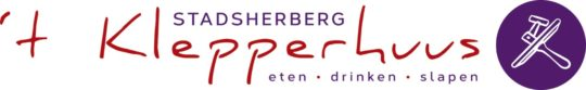 't Klepperhuus logo - Visit hardenberg