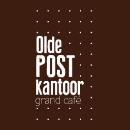 Grand Café 't Olde Postkantoor logo - Visit hardenberg