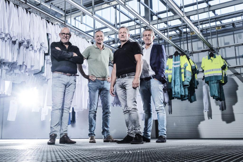 Ondernemer: Roel Stad, Erik Jutstra, Gert Stroeve en Herman Olsman - Visit Hardenberg