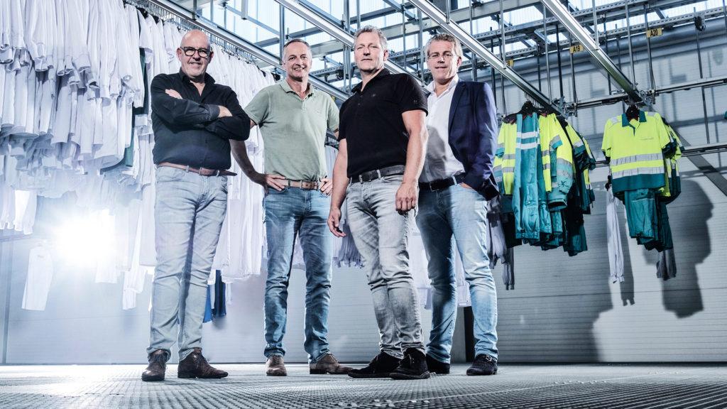 Ondernemer: Roel Stad, Erik Jutstra, Gert Stroeve en Herman Olsman - Visit Regio Hardenberg