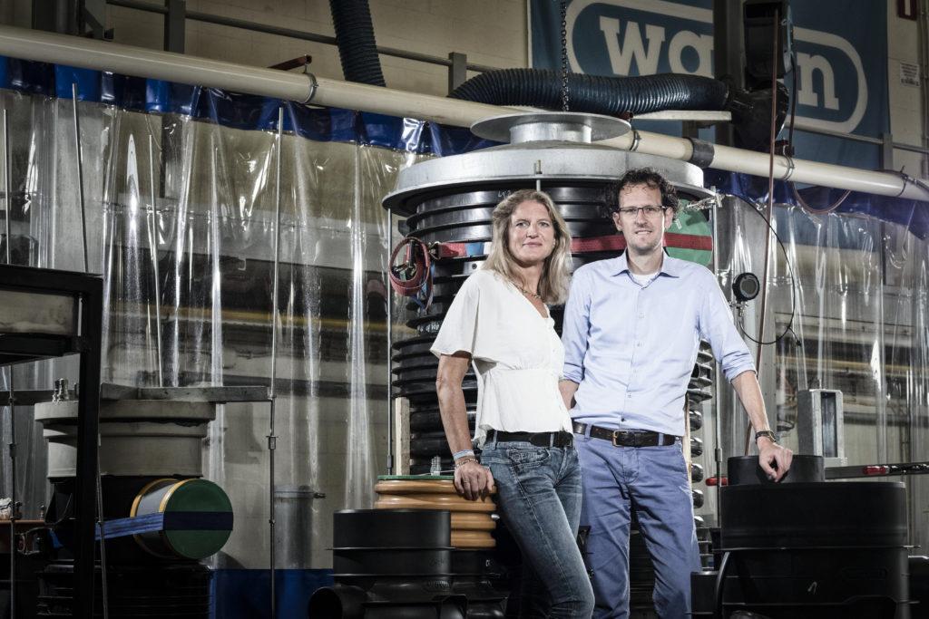 Ondernemer: Claudia Goemans en Marcel Jongedijk - Visit Regio Hardenberg