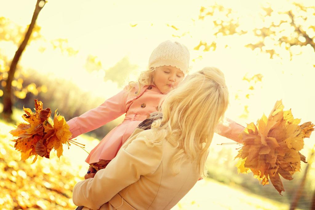 Tip 1: Ga lekker wandelen met je kids
