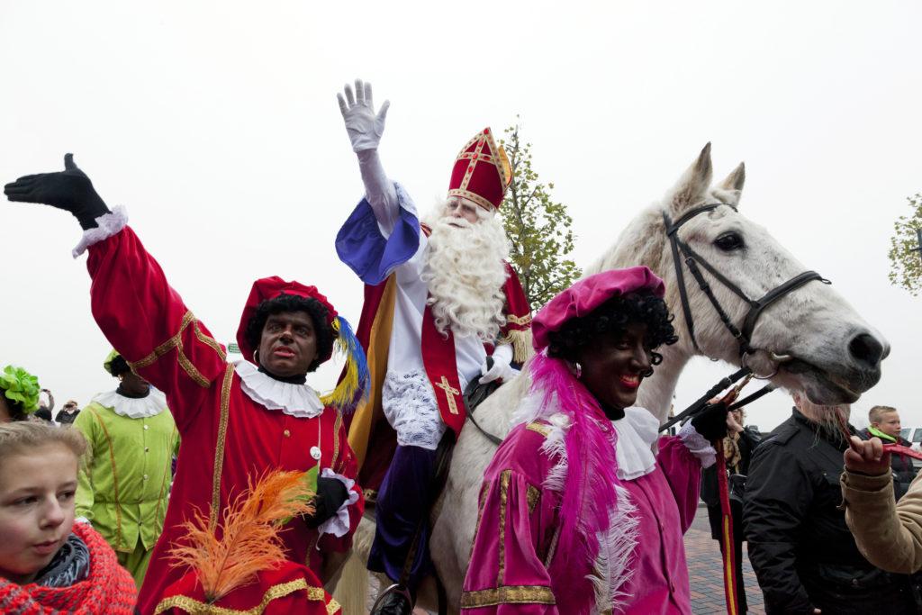 Intocht Sinterklaas zaterdag 23 november