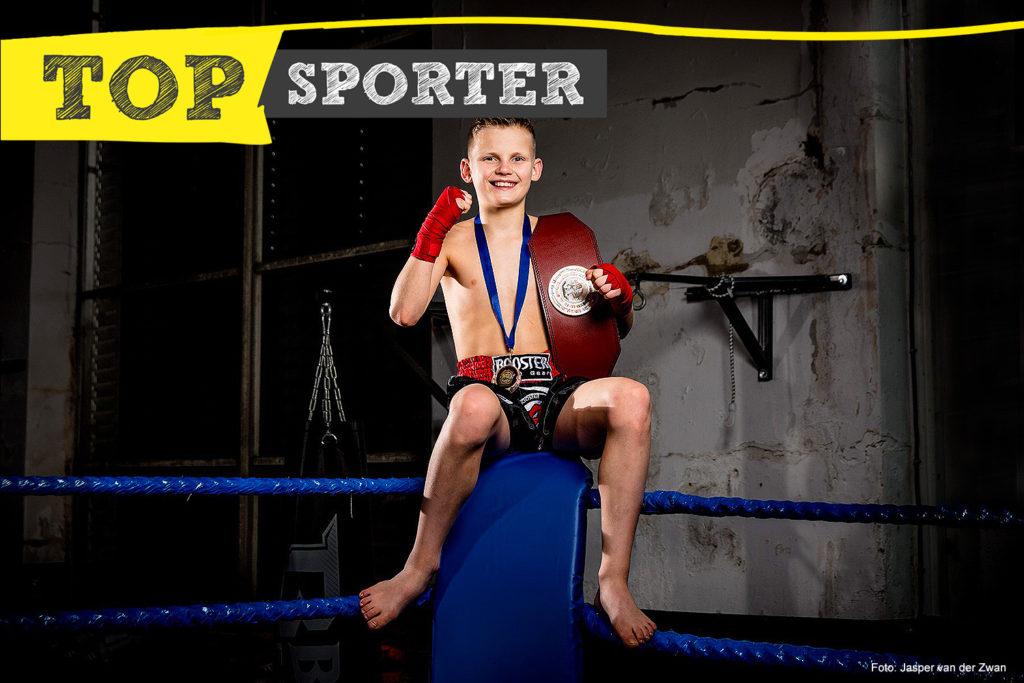 Topsporter: Sven Profijt - Visit Regio Hardenberg