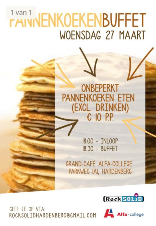 Pannenkoeken eten - Visit Hardenberg