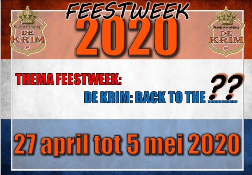 Feestweek De Krim