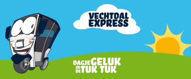 PROEF HET VECHTDAL TUK TUK TOUR