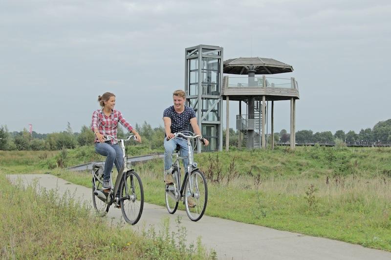 Ontdek de regio per fiets