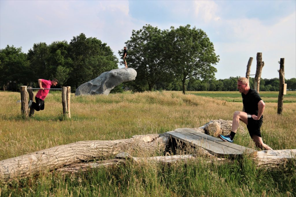 Trimbaan Vechtpark - Visit Hardenberg