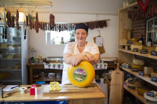 Boerendijkkaas - Visit Hardenberg