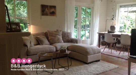 Bed & Breakfast Hongerdyck - Visit Hardenberg