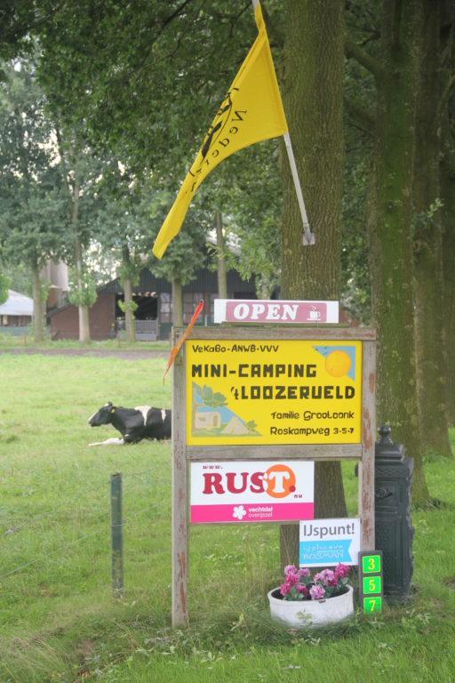 Rustpunt | Mini-camping 't Loozerveld - Visit Regio Hardenberg