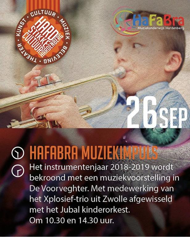 Hafabra muziekimpuls - Visit Hardenberg