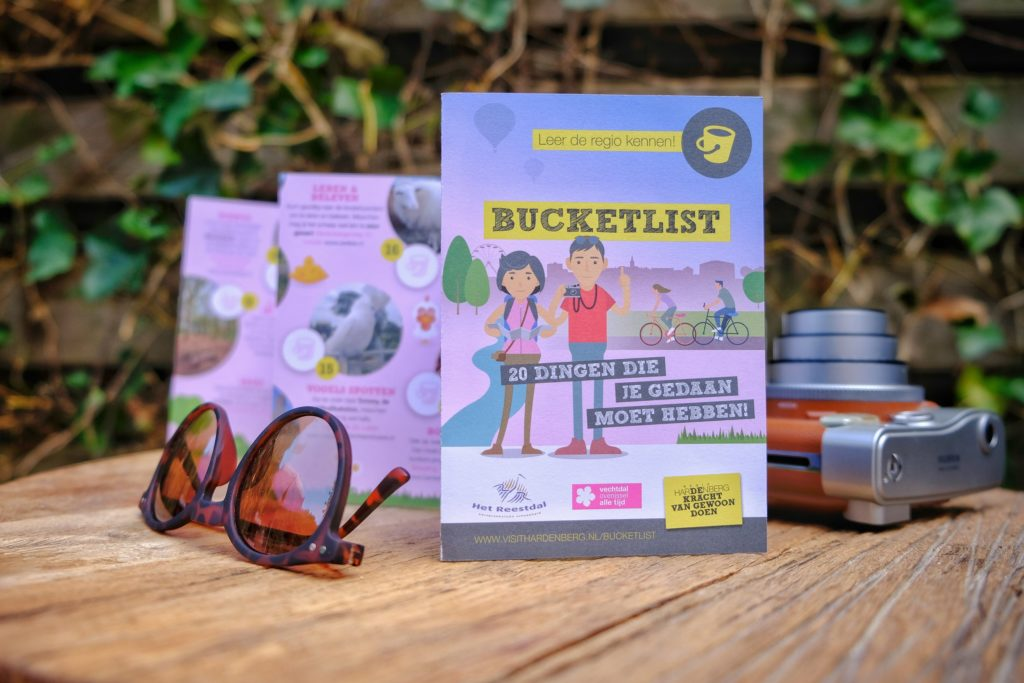 Tip 8: Bucketlist