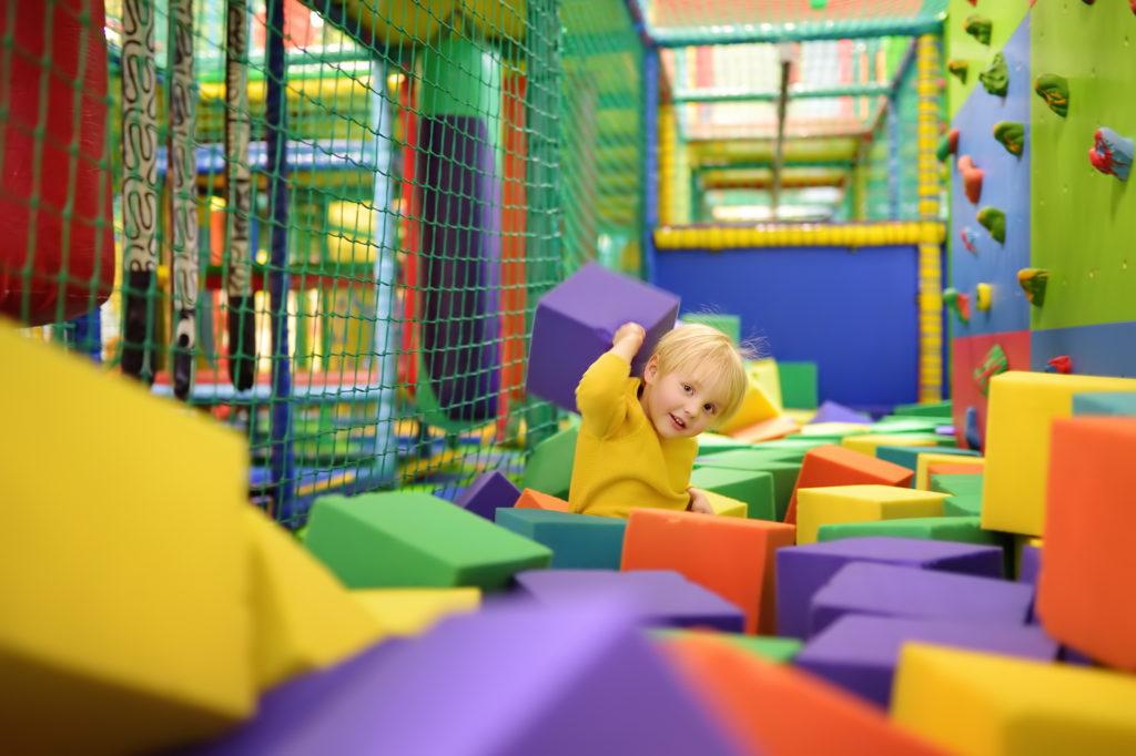 Tip 4: Ga indoor spelen!