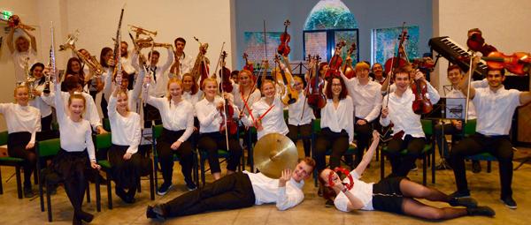 Orkesteret Bersaerk - Visit Hardenberg