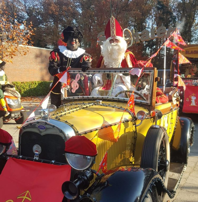 Intocht Sinterklaas Slagharen - Visit Hardenberg