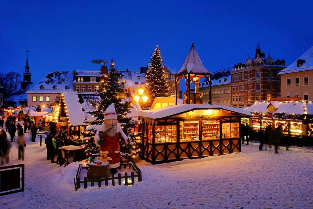 Kerstmarkt De Krim - Visit Hardenberg