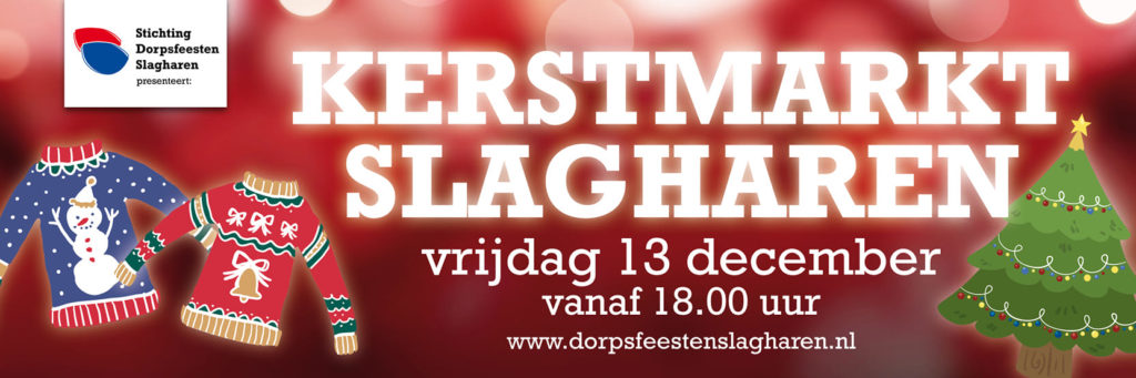 Kerstmarkt Slagharen - Visit Hardenberg