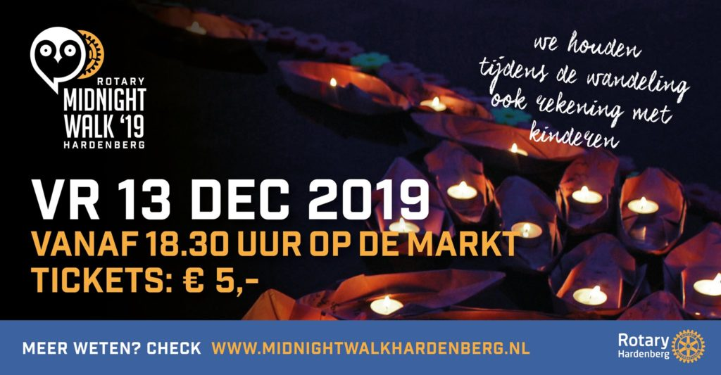 Midnightwalk Hardenberg - Visit Hardenberg
