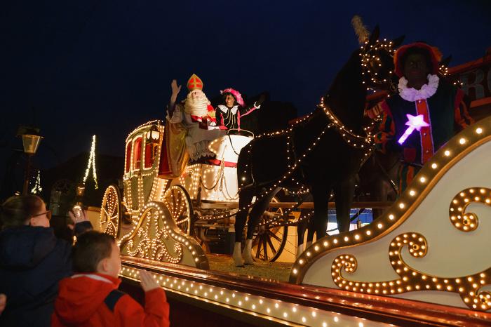 Het Slagharen Sinterklaasfeest - Visit Hardenberg