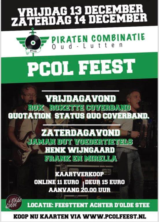 PCOL feest - Visit Hardenberg