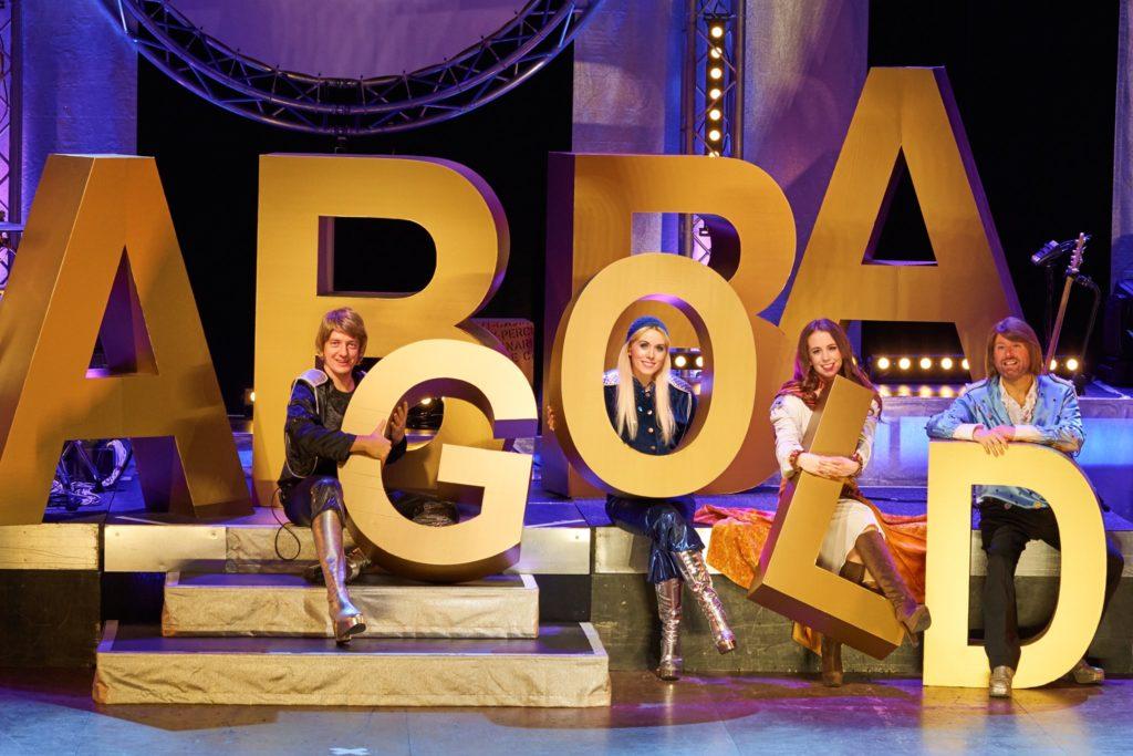 ABBA Gold (GAAT NIET DOOR) - Visit Hardenberg