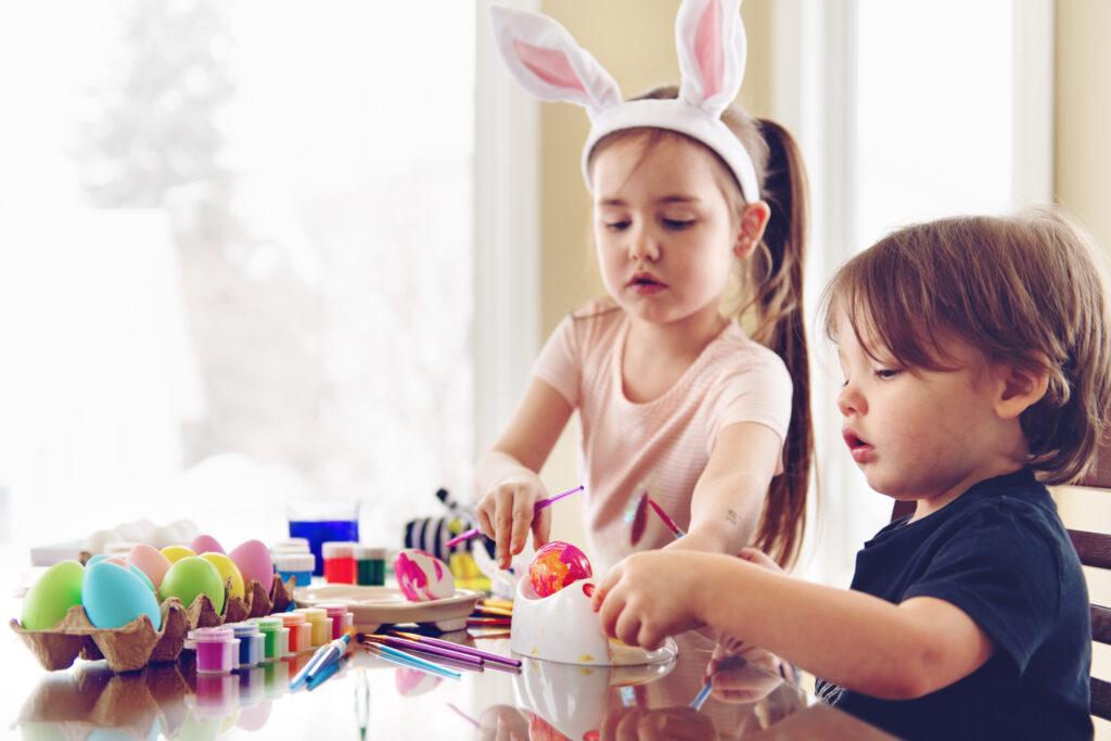 Tip 2: Eieren schilderen