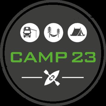 Camp 23 logo - Visit hardenberg