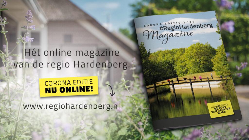 Nieuwe online magazine weer uit!