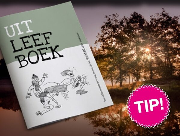 Uitleefboek + Rugzak - Visit Hardenberg