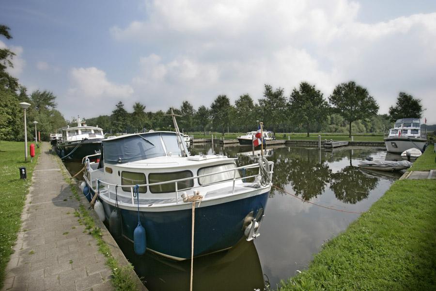 Aan het kanaal bij Gramsbergen