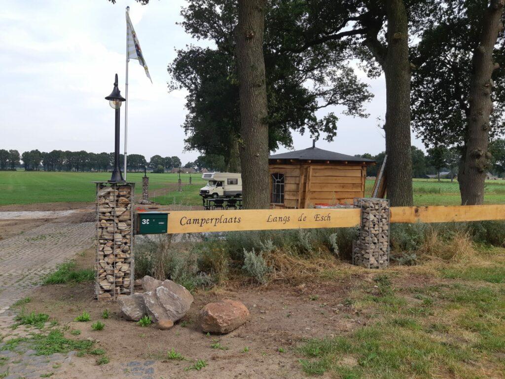 Camperplaats Langs de Esch - Visit Hardenberg