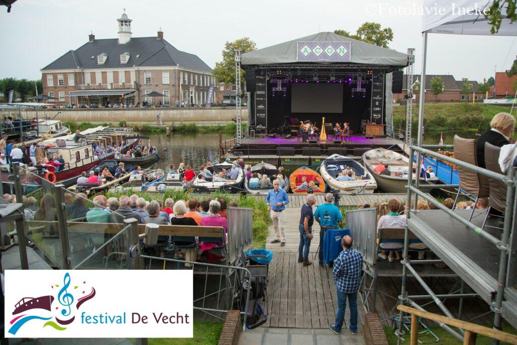 Festival De Vecht gaat door deze zomer! - Visit Hardenberg