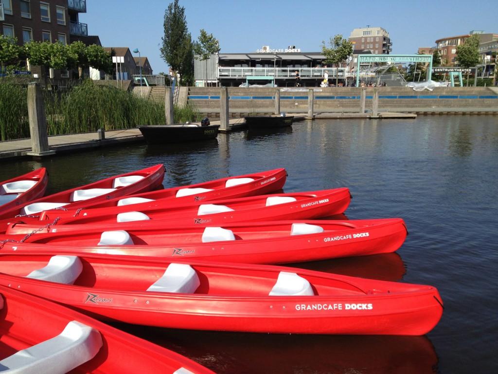 Kano- en sloepverhuur Docks - Visit Hardenberg