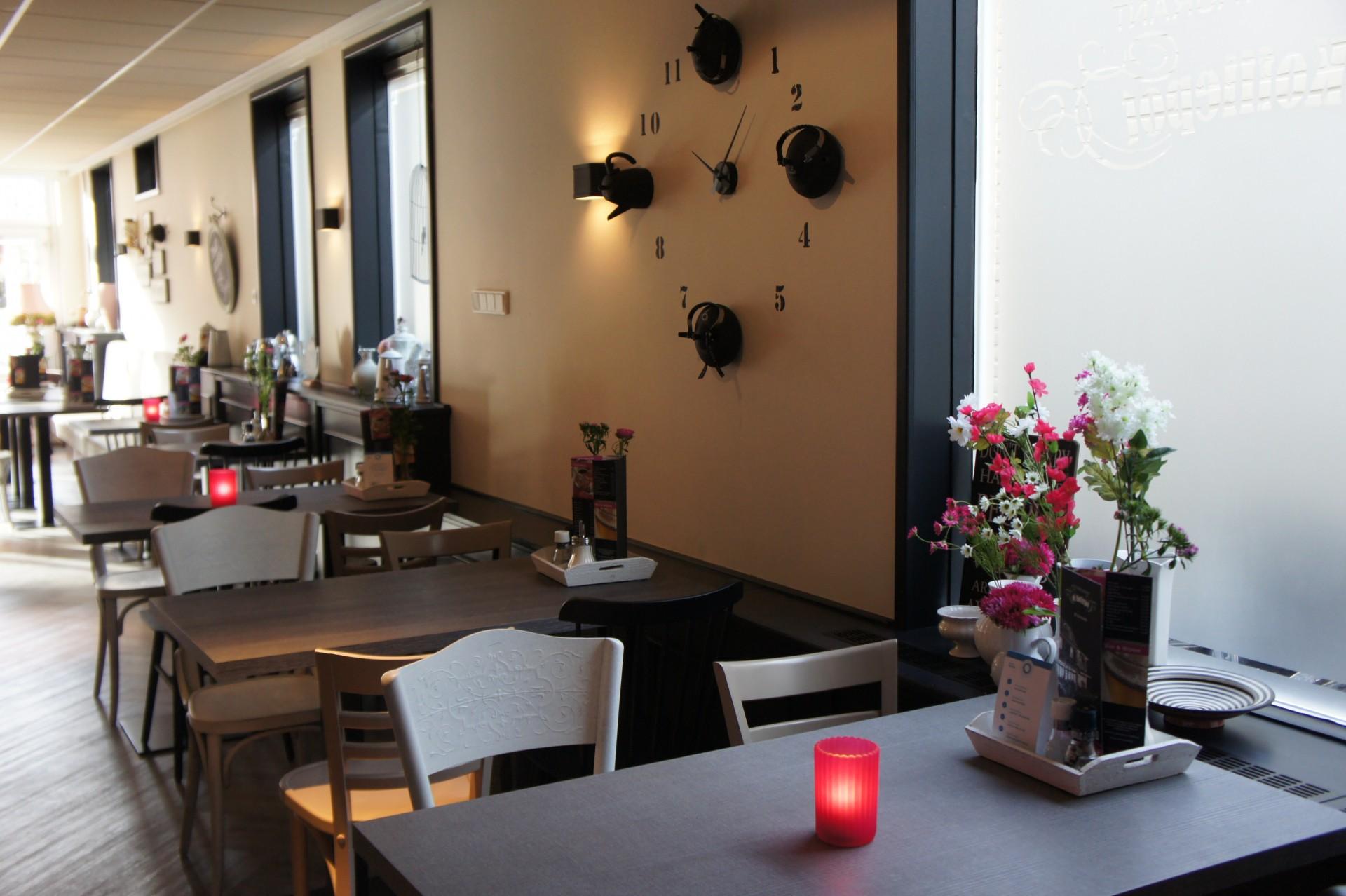Petit restaurant de koffiepot visit hardenberg for Petit restaurant