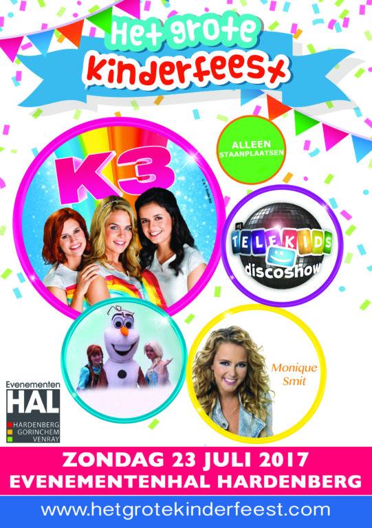 Het Grote Kinderfeest Hardenberg - Visit Hardenberg